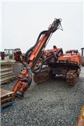Sandvik DX500R, 2010, Perforadora de superficie