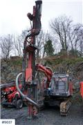 Sandvik Ranger DX 800 T4, 2016, Surface drill rigs