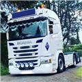 Scania G 490, 2016, Tracteur routier