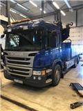 Scania P 360, 2013, Tovornjaki z žerjavom