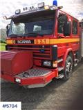 Scania P 93, 1991, Work Trucks / Municipal