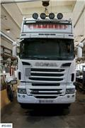 Scania R 560, 2012, Chassis