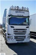 Scania R 560, 2013, Containerbil