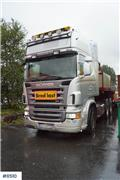 Scania R 580, 2007, Tractor Units