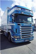 Scania R 620، 2008، شاحنات ذات هيكل صندوقي