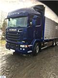 Scania R 730، 2016، شاحنات ذات هيكل صندوقي