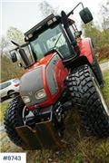Valtra N 142, 2011, Traktoren