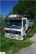 Volvo FL12, 1996, Hook lift trucks