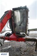 Epsilon plus / Palfinger 110E, timber crane, 2005, Ostali kamioni
