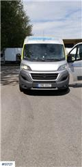 Fiat Ducato, 2014, Box trucks