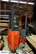 Linde L 13 TTFY Electric Forklift, 2000, Другие складские механизмы