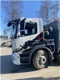 Mercedes-Benz Sweeper Sand Truck, 2017, Polovni kamioni za čišćenje