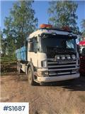 Scania 124 G, 2004, Tow Trucks / Wreckers