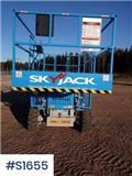 SkyJack SJ 7027, 2006, Citi pacēlāji un platformas