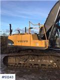 Volvo EC 240 C L, 2010, Crawler Excavators
