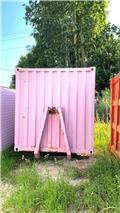 S-ANDERE CONTAINER MARITTIMO SCARRABILE APERTURA P, 2020, Container per trasportare