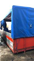 S-ANDERE CONTAINER USATO CENTINATO NON SCARRABILE, 2020, Container per trasportare