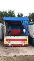 S-ANDERE CONTAINER USATO CENTINATO NON SCARRABILE, 2020, Shipping containers