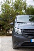 Mercedes-Benz Vito، 2017، المنازل المتنقلة والكرافانات