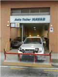 Nissan Navara, 2013, Panel vans