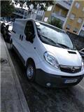 Opel Vivaro, 2009, Dostavna vozila / kombiji