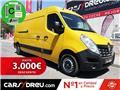 Renault Master, 2017, Furgonetas cerradas