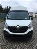 Renault Trafic, 2017, Autocaravanas y caravanas