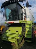 CLAAS Lexion 660, 2015, Combine Harvesters