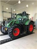 Fendt 716 Vario SCR, 2012, Traktoriai