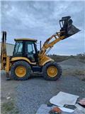 JCB 4 CX, 2008, Atliekų / pramoniniai krautuvai