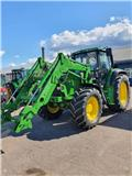 John Deere 6910, 2000, Traktoriai