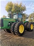John Deere 9220, 2002, Traktoriai