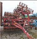Kongskilde SP6000, Kultivatorer