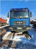 MAN 26.460, 2001, Tipper trucks
