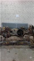 Mercedes-Benz 1835, 1998, Camiones con chasís y cabina