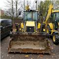 New Holland B 110 C, 2012, Avfalls / industri hantering