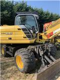 New Holland MH 3.6, 2012, Wheeled Excavators