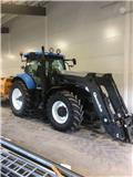 New Holland T 7040, 2010, Traktori