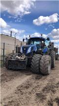 New Holland T 8.360, 2012, Traktoriai