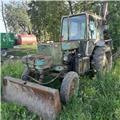 JUMZ ekskavatorius, 1990, Traktoriai