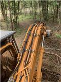 robex 210lc-9, 2014, Harvester