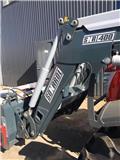 SONAROL SNR 400, Front loaders and diggers