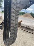 u35, 2012, Kiti naudoti statybos komponentai