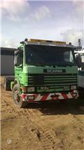Scania 93, 1995, Komponen lain