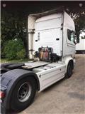 Scania R 520, Çekiciler