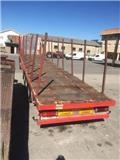 Invepe Semi reboque, 1997, Timber semi-trailers