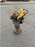 Wacker Neuson BS60-4, 2015, Compactadoras de suelo