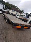 DON bur Tri- axle Step Frame, 2012, Flatbed/Dropside trailers