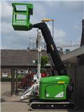Dutch CF 36.10 | TELESCOOP HOOGWERKER | RUPS |, 2018, Telescopic boom lifts