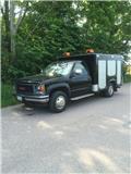 Chevrolet 3500, 1994, Camiones con caja de remolque